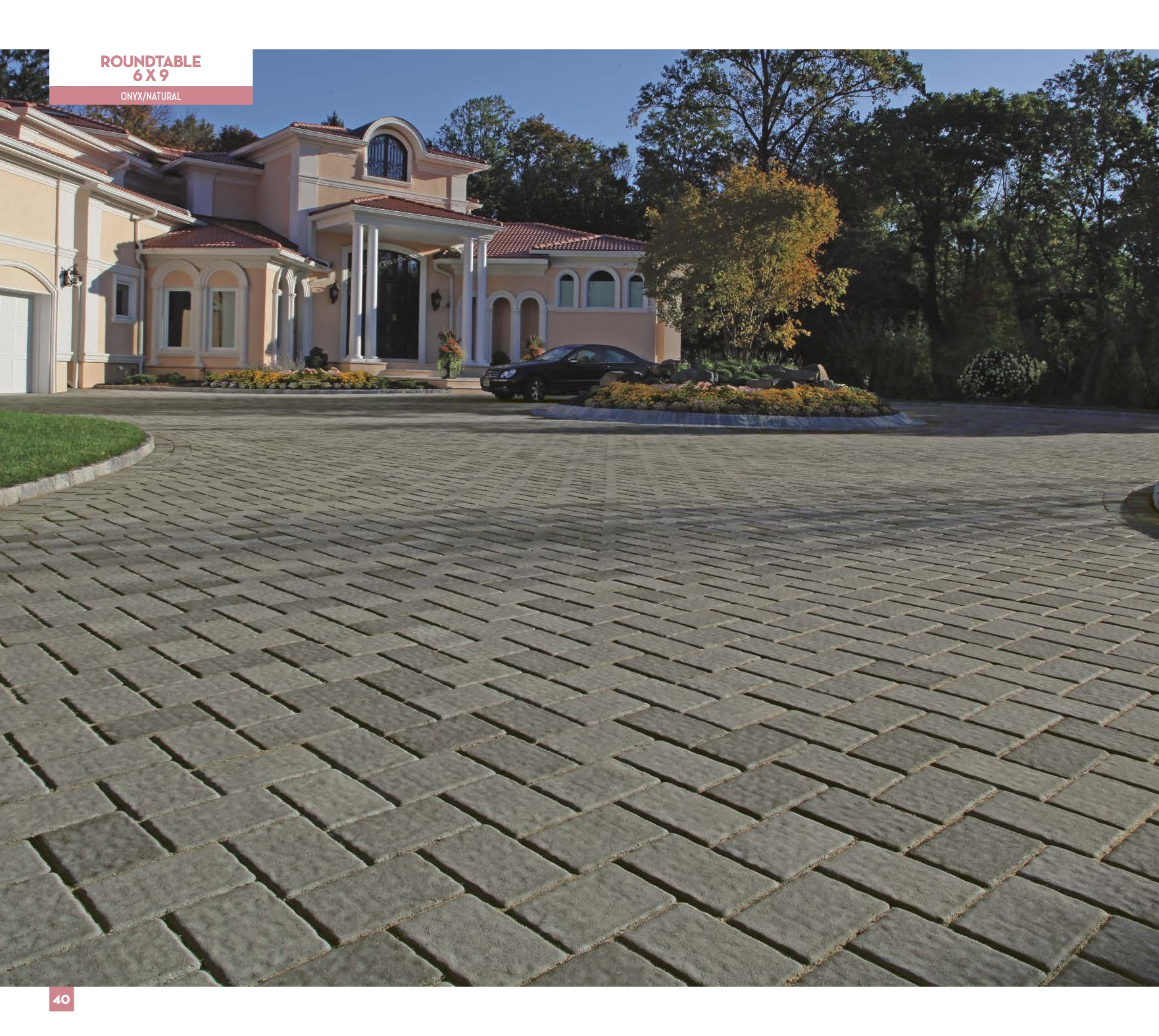 Cambridge Roundtable Paver Collection - Harmony Hardscape Supply