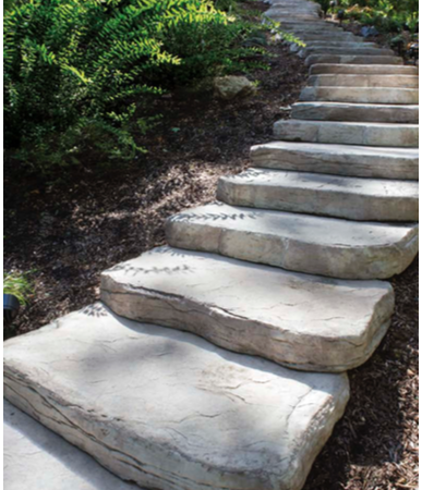 Cambridge Steps And Stairs Harmony Hardscape Supply