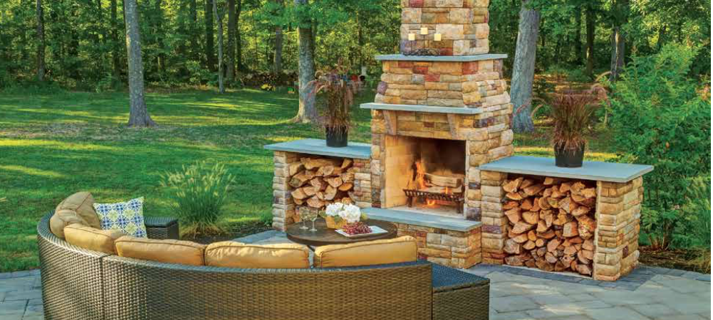 EP Henry Fire Pits/Fireplaces - EP Henry Fire Pits/Fireplaces - Harmony Hardscape Supply